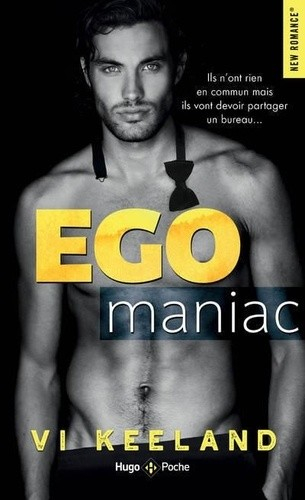 Couverture Ego Maniac