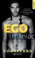 Couverture Ego Maniac Editions Hugo & cie (Poche - New romance) 2020