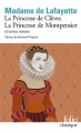 Couverture La Princesse de Clèves, La Princesse de Montpensier et autres romans Editions Folio  (Classique) 2020