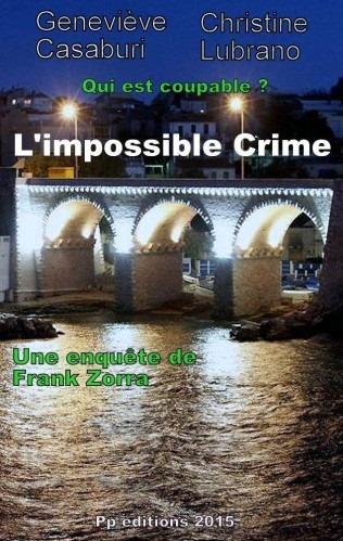 Couverture L'impossible crime