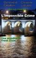 Couverture L'impossible crime Editions  Provence-poésie 2015