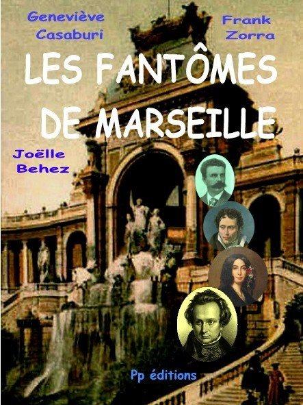 Couverture Les fantômes de Marseille