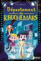 Couverture Studio 66, tome 1 : Département des Kauchemars Editions Nathan 2020