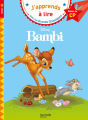 Couverture Bambi Editions Disney / Hachette 2018