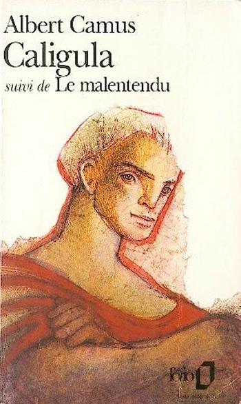 Couverture Caligula, suivi de Le Malentendu
