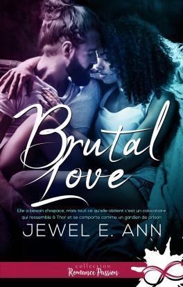 Couverture Brutal love