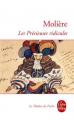 Couverture Les Précieuses ridicules Editions Le Livre de Poche (Le Théâtre de Poche) 2011