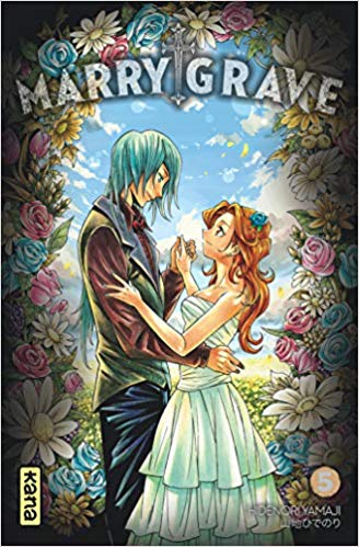 Couverture Marry Grave, tome 5