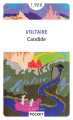 Couverture Candide / Candide ou l'Optimisme Editions Pocket (Classiques) 2019