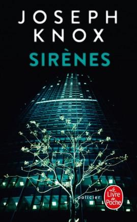 Couverture Sirènes