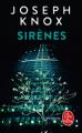 Couverture Sirènes Editions Le Livre de Poche (Policier) 2019