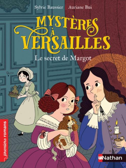 Couverture Mystères à Versailles, tome 01 : Le secret de Margot