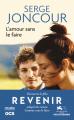 Couverture L'amour sans le faire Editions J'ai Lu 2019