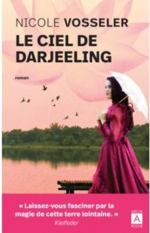 Couverture Le ciel de Darjeeling