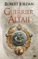 Couverture Le Guerrier des Altaii Editions Bragelonne (Fantasy) 2020