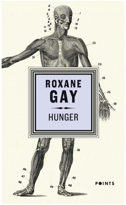 Couverture Hunger : Une histoire de mon corps / Affamée : Une histoire de mon corps / Hunger