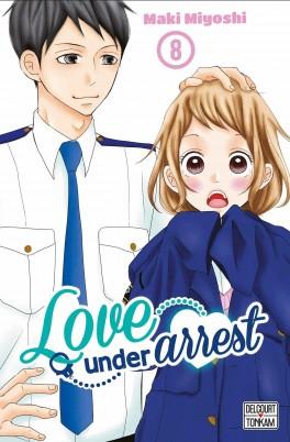 Couverture Love Under Arrest, Tome 8