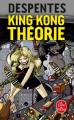 Couverture King Kong théorie Editions Le Livre de Poche 2007