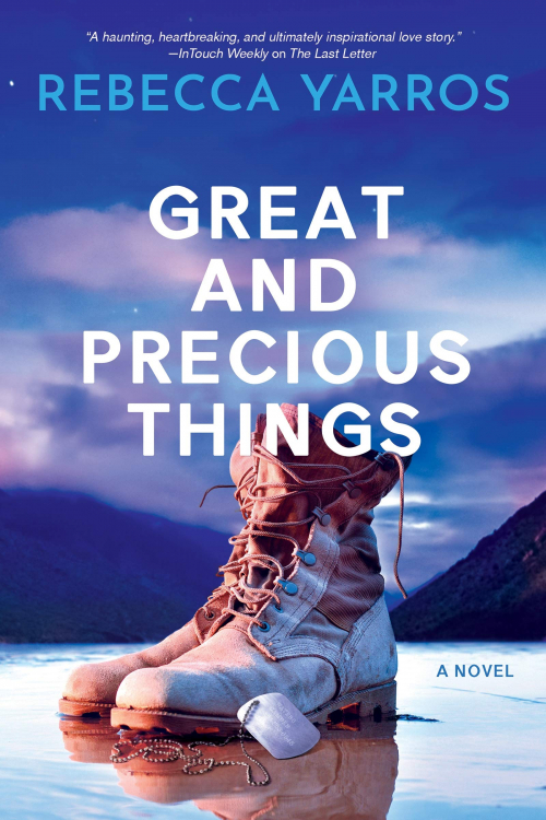 Couverture Great and precious things