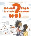 Couverture Maman, papa, il y avait qui avant moi ? Editions Flammarion (Père Castor) 2020