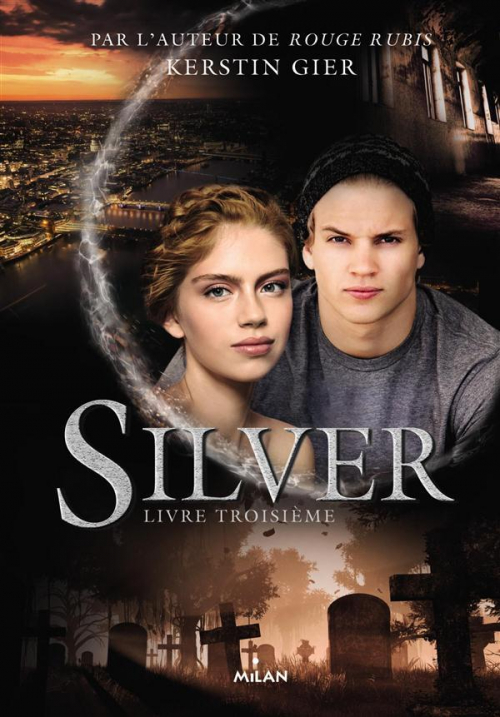 Couverture Silver, tome 3