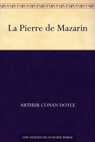 Couverture La Pierre de Mazarin