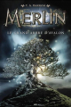 Couverture Merlin, cycle 3, tome 1 : Le grand arbre d'Avalon Editions AdA 2017