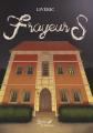 Couverture Frayeurs Editions Séma 2020