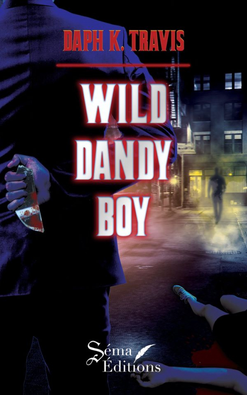 Couverture Wild Dandy Boy