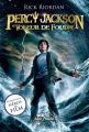 Couverture Percy Jackson, tome 1 : Le voleur de foudre Editions Albin Michel (Jeunesse - Wiz) 2013