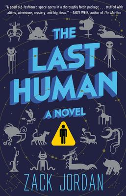 Couverture The Last Human