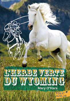 Couverture L'Herbe Verte du Wyoming