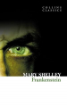 Couverture Frankenstein ou le Prométhée moderne / Frankenstein Editions HarperCollins (Classics) 2010