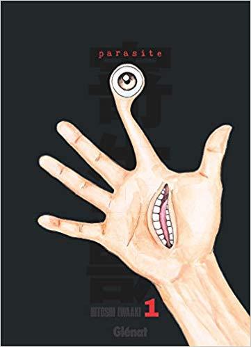 Couverture Parasite, édition originale, tome 1