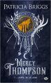 Couverture Mercy Thompson, tome 01 : L'appel de la lune Editions Milady 2020