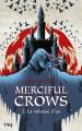 Couverture Merciful Crows, tome 1 : La voleuse d'os Editions Pocket (Jeunesse) 2020