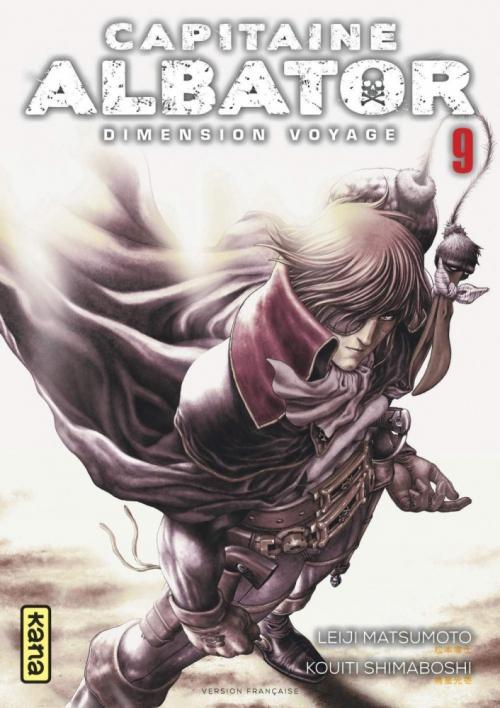Couverture Capitaine Albator : Dimension Voyage, tome 09