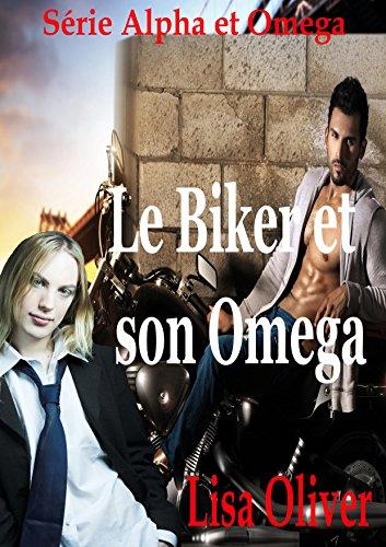 Couverture Alpha et Omega, tome 1 : Le biker et son Omega