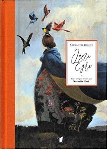Couverture Jane Eyre (illustré)