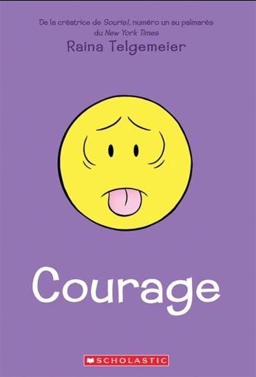 Couverture Courage