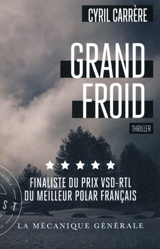 Couverture Grand froid