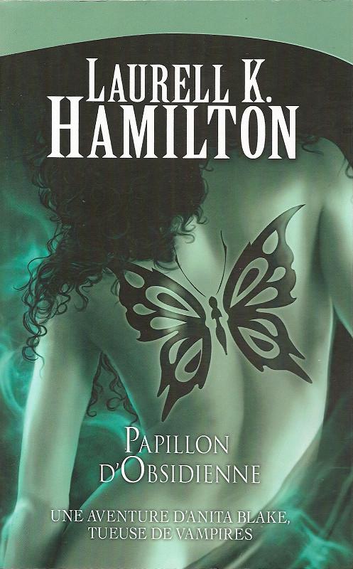 Couverture Anita Blake, tome 09 : Papillon d'obsidienne