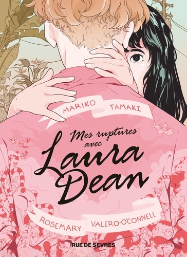 Couverture Mes ruptures avec Laura Dean