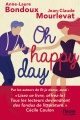 Couverture Oh happy day Editions Fleuve 2020