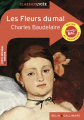 Couverture Les fleurs du mal / Les fleurs du mal et autres poèmes Editions Belin / Gallimard (Classico - Lycée) 2019