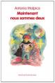 Couverture Maintenant nous sommes deux Editions L'École des loisirs (Mouche) 2014