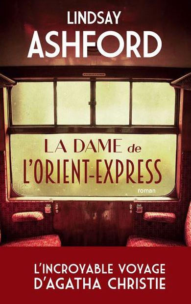 Couverture La dame de l'Orient-Express
