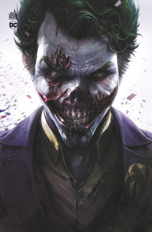 Couverture DCeased