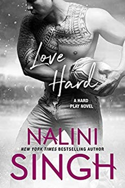 Couverture Hard Play, book 3 : Love hard