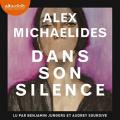 Couverture Dans son silence Editions Audiolib 2020